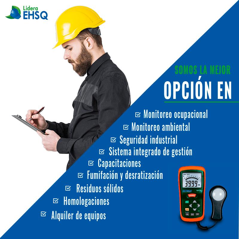 servicios de monitoreo ocupacional-monitoreo ambiental